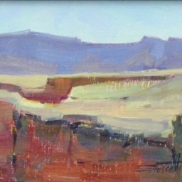 "Vermillion Cliffs ● 8"" x 10"" ● Oil ● SOLD"