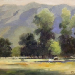 "Heber Valley ● 11"" x 14"" ● Oil ● SOLD"