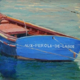 "Aux Perola Do Lagos● 11"" x 14"" ● Oil ● SOLD"