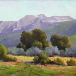 "Timp Summer ● 24"" x 36"" ● Oil ● $3200"