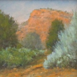 "Kanab Canyon Morning ● 6"" x 6"" ● Oil ● SOLD"