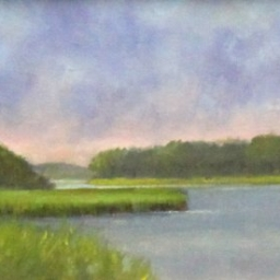 "Still Waters ● 6"" x 12"" ● Oil ● SOLD"