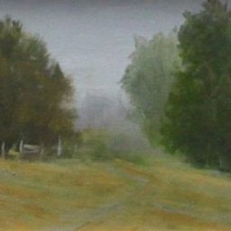"Morning Fog ● 6"" x 12"" ● Oil ● SOLD"
