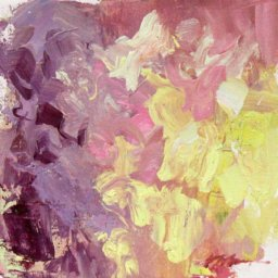 "Hyacinth Series 2021 #12  ● 6"" x 6"" ● Oil ● $195"