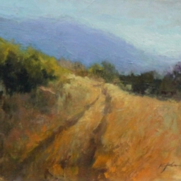 """Morning in the Foothills, Wasatch Front ● 11"""" x 14"""" ● Oil ● $800"""