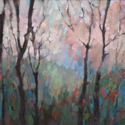 "Autumn Light ● 20"" x 24"" ● Oil ● SOLD"