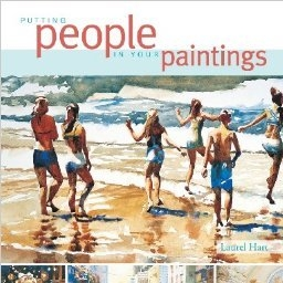 Putting People in Your Paintings ● Hardcover Book ● $29.99