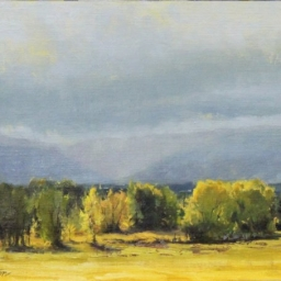 "Heber Valley Autumn ● 12"" x 16"" ● Oil ● $900"
