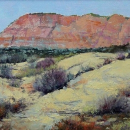 """Capitol Reef ● 12"""" x 16"""" ● Oil ● SOLD"""