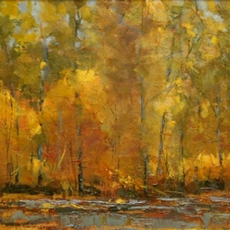 "Autumn's Best ● 16"" x 20"" ● Oil ● SOLD"
