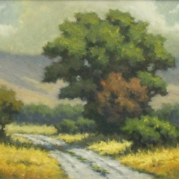 "Near Pages Lane ● 10"" x 12"" ● Oil ● $1150"